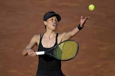 網球》謝淑薇組合連戰皆捷 羅馬紅土女雙4強卡位