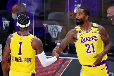 NBA》超越Kobe! JR史密斯季後賽三分進球數排史上第九