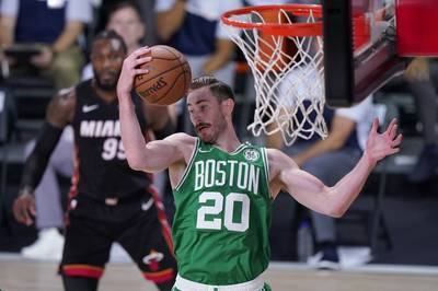 NBA》綠衫軍有望扭轉劣勢?星海哥今在東決第3戰重返球場