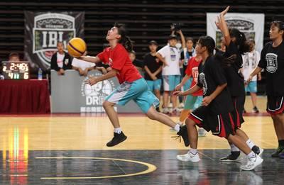 籃球》搶先體驗NBA等級地板 原住民籃球聯盟3X3總決賽