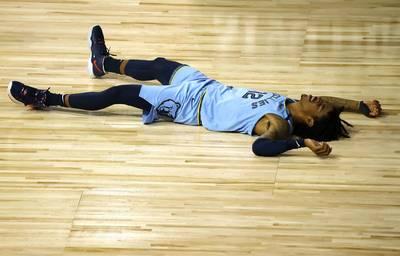 NBA》抓到了! 莫蘭特揪出未將第一名選票給他的記者