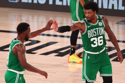 NBA》只想打禁區 塞爾提克「強攻」奏效 東冠G3退熱火