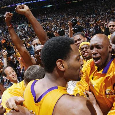 NBA》湖人隊史最珍貴絕殺三分球 撿到籃板球都能絕殺對手(影音)