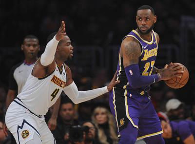 NBA》現役最不想遇到詹姆斯的一定是他 對戰慘吞10連敗