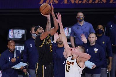 NBA》天生絕殺命! A.戴維斯最後24秒出手命中率近50%