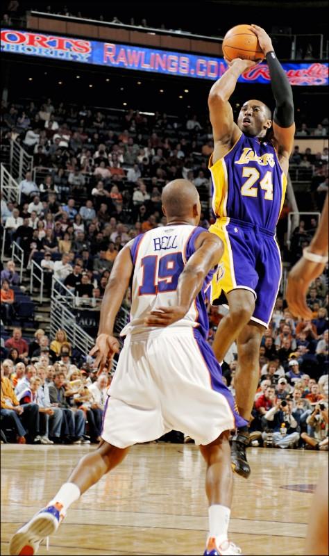 湖人季後賽經典3絕殺 少不了Kobe
