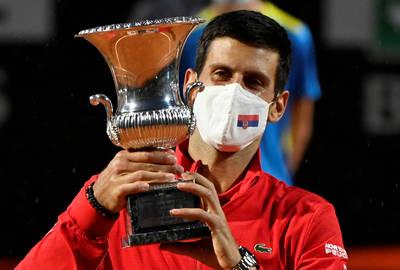 網球》喬科維奇締史上第1紀錄 謙稱「蠻牛才是法網頭號熱門」