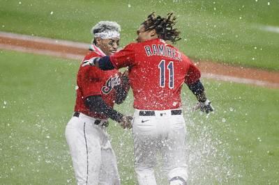 MLB》拉米瑞茲再見三分砲 印地安人收下季後賽門票