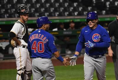 MLB》費城人雙重賽不敵國民  小熊輸球仍重返季後賽