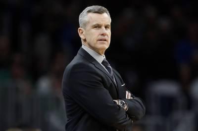 NBA》剛和雷霆分道揚鑣 唐納文成公牛隊新教頭