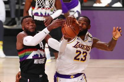 NBA》顏面盡失!湖人單場25籃板 創28年最難堪紀錄