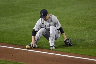 MLB》洋基生涯例行賽最終戰? 田中將大賽後沮喪回應