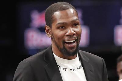 NBA》今年總冠軍含金量不足?  KD:應被更加尊敬才對
