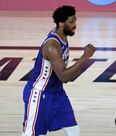 NBA》恩比德喜獲麟兒 取名亞瑟為緬懷胞弟