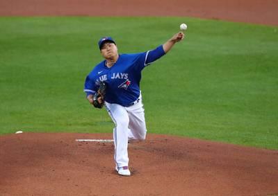 MLB》柳賢振完美復仇洋基奪對戰首勝 藍鳥睽違4年晉級季後賽