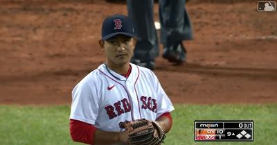MLB》差一壘締守位大滿貫! 林子偉登板投球寫旅美野手第一人