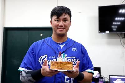 中職》35歲不老 高國輝許下「很不舒服」的生日願