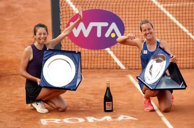 網球》謝淑薇法網女雙對手出爐 首戰美澳非種子可望開胡