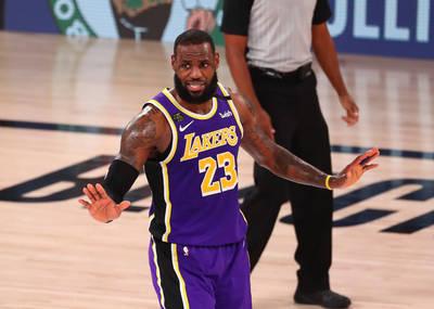 NBA》這年分部決賽才是「全力詹」 詹姆斯鬼神表現率隊逆轉戰局