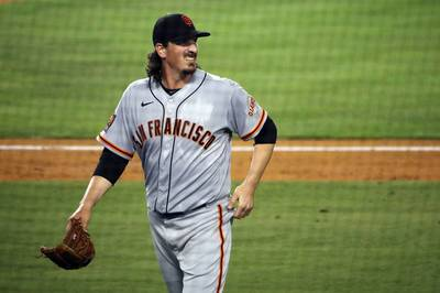 MLB》就算有季後賽也不帶 巨人分手資深右投「鯊魚」