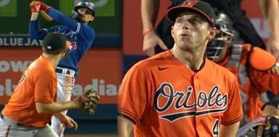 MLB》小比吉歐開轟破無安打 金鶯先發滿臉不敢置信