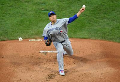 MLB》藍鳥出奇招 季後賽首戰不派王牌柳賢振
