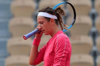 網球》「阿薩母」怎麼了?美網東山再起法網卻爆冷出局