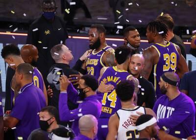 美職、NBA冠軍賠率出爐 台灣運彩看好湖人5戰解決熱火封王