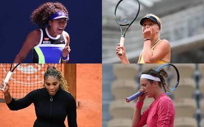 法網》怎麼了?今年美網女單4強都提前退出爭冠行列