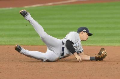 MLB》滿貫彈棒打前東家 洋基厄謝拉超狂美技讓查普曼讚賞