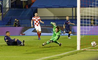 足球》姆巴佩關鍵一擊  法國2:1再挫克羅埃西亞