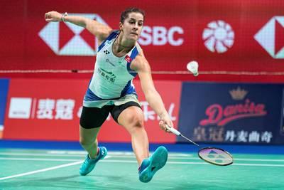 丹麥羽球賽》讓對手追著球跑!瑪琳34分鐘搶女單決賽門票