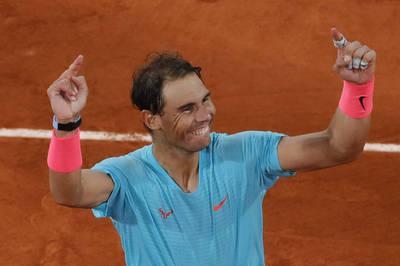 網球》「他是史上最棒的運動員」俄新星點出納達爾與Big 2最大不同