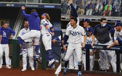 MLB》頭號種子正面對決 道奇光芒開打前先打破1項聯盟紀錄