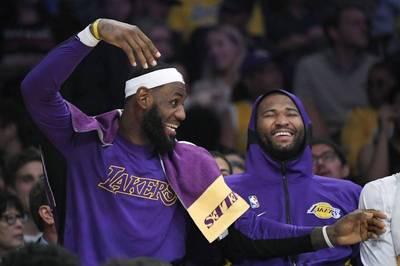 NBA》恐怖湖人又來了? 「表弟」下季有望重回紫金軍團