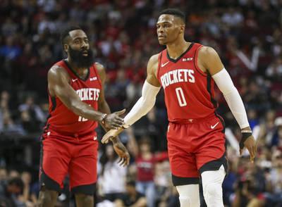 NBA》雙星不拆夥! 資深記者曝:火箭MVP組合將再戰一年
