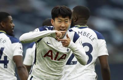 足球》傳熱刺提前續約孫興慜 「亞洲一哥」身價暴漲