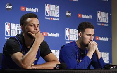 NBA》勇士榜眼籤該選誰? 柯瑞訓練師提供最佳選擇