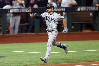 MLB》雙響砲突破季後賽低潮 光芒洛爾:感覺真好!