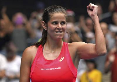網球》「準備好說再見了」31歲德國女將戈葛絲宣布退役