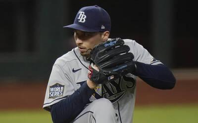 MLB》4.2局無安打挨轟破功 「五局塞揚」展K功寫紀錄