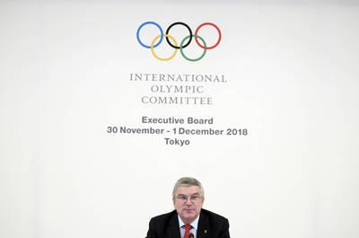 奧運》IOC主席發文重申  禁止在奧運賽場做政治抗議