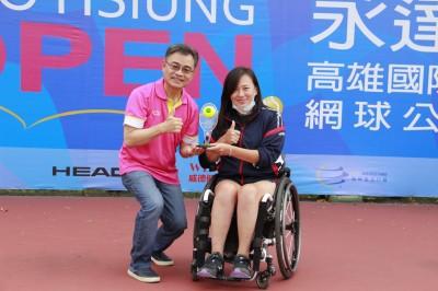 網球》台灣創下亞洲第一 防疫獲ITF肯定成國際示範賽