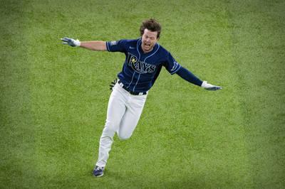 MLB》光芒致勝英雄 5年前曾是改變歷史交易中一員