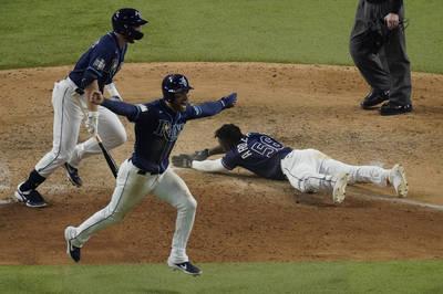 MLB》光芒奇蹟大逆轉 連支持道奇的湖人詹皇也倒戈?(影音)
