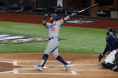 MLB》史上第一人!道奇明星三壘手連2天開轟寫罕見紀錄(影音)