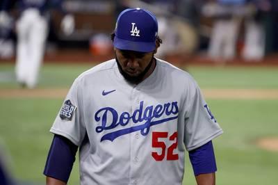 MLB》讓牛棚「偷局數」卻挨追平轟 道奇教頭扛責