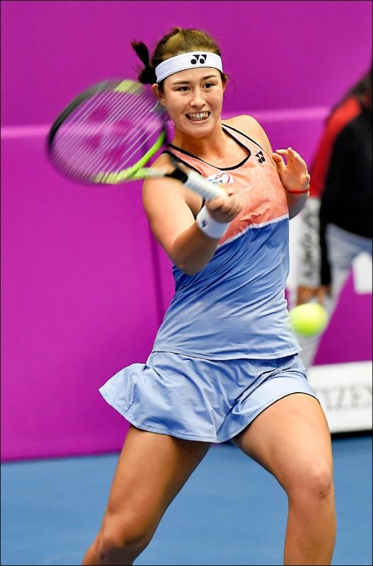 ITF網賽》奪職業首冠 葛藍喬安娜圓夢