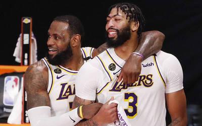 NBA》信心爆棚! 湖人射手:有詹皇、AD明年絕對能連霸