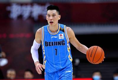 籃球》中國品牌首代簽名鞋問世 但林書豪已離開CBA